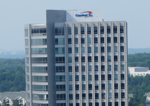 Capital one Bank Headquarters